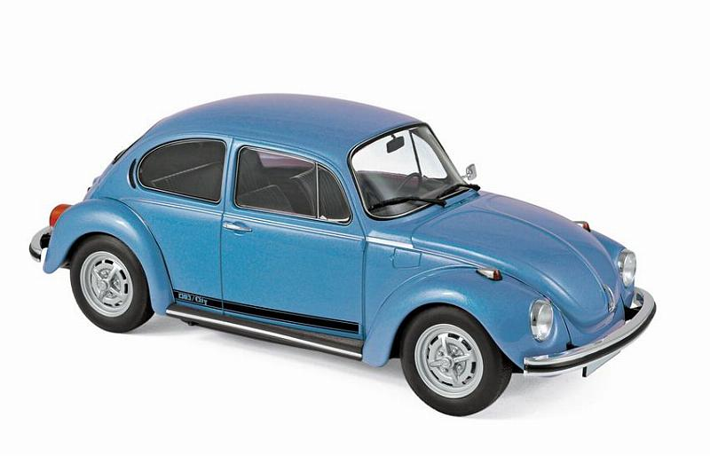 Volkswagen Beetle 1303 (City Blue Metallic) by norev