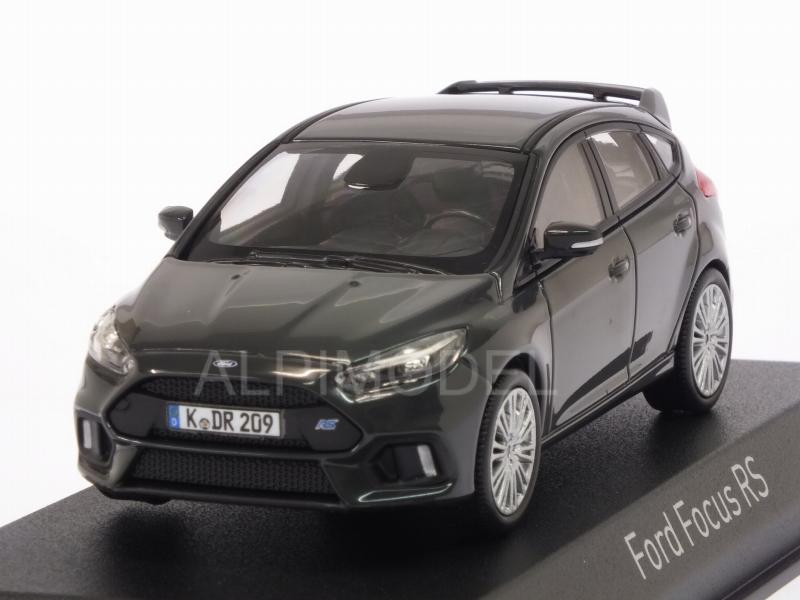 Ford Focus RS 2016 (Dark Grey) by norev