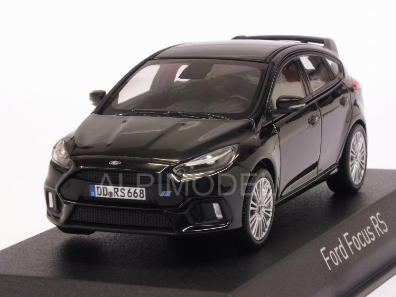 Ford Focus RS 2016 (Black) by norev