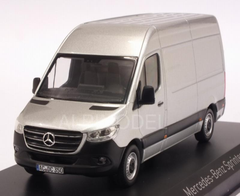 Mercedes Sprinter 2018 (Silver) by norev