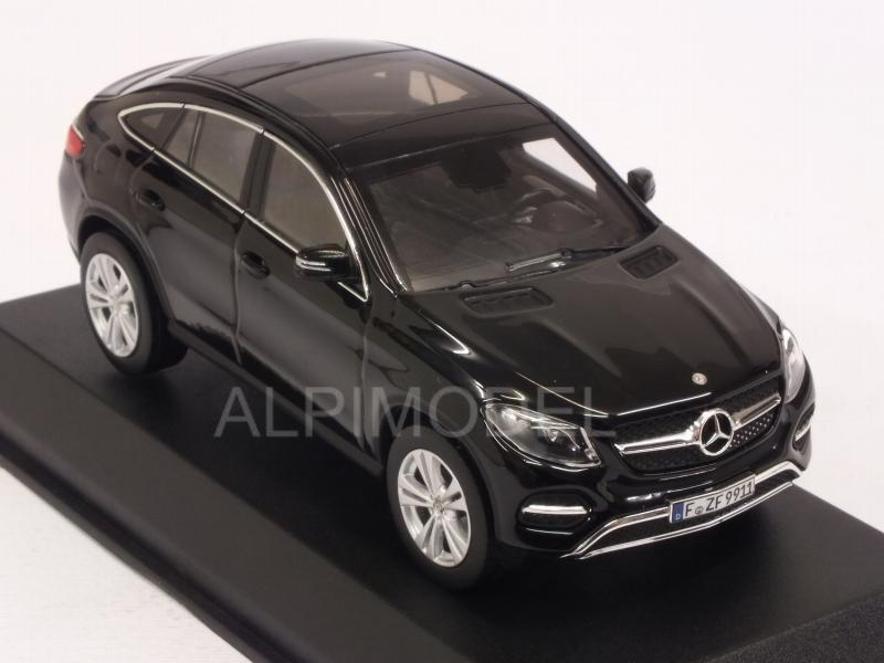 Mercedes GLE Coupe 2015 (Black) - norev