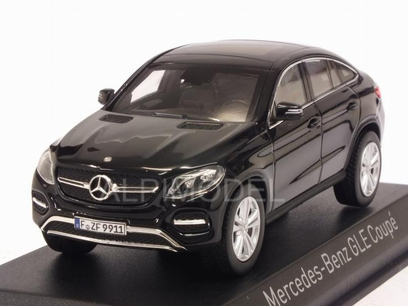 Mercedes GLE Coupe 2015 (Black) by norev