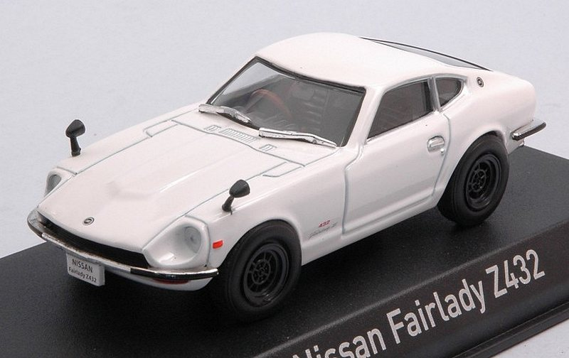 Nissan Fairlady Z 1969 (White) by norev