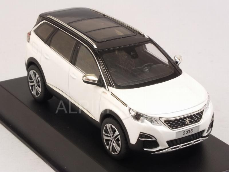 Peugeot 5008 GT 2016 (Pearl White) - norev
