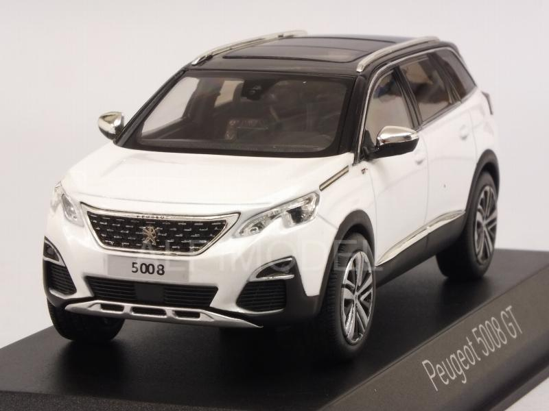 Peugeot 5008 GT 2016 (Pearl White) by norev