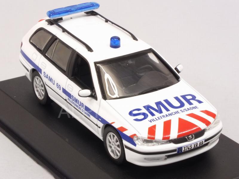 Peugeot 406 Break 2003 SMUR 1//43-474654 NOREV