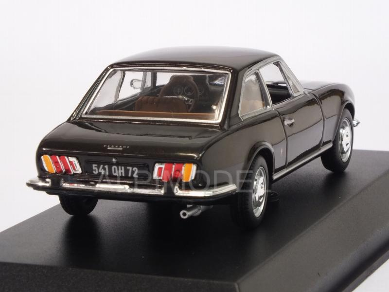 Peugeot 504 Coupe 1969 (Brown Metallic) - norev
