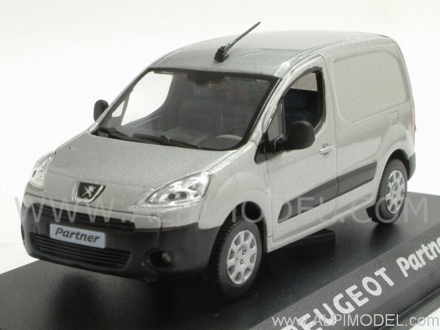 Norev Peugeot Partner Van 2008 1 43 Scale Model