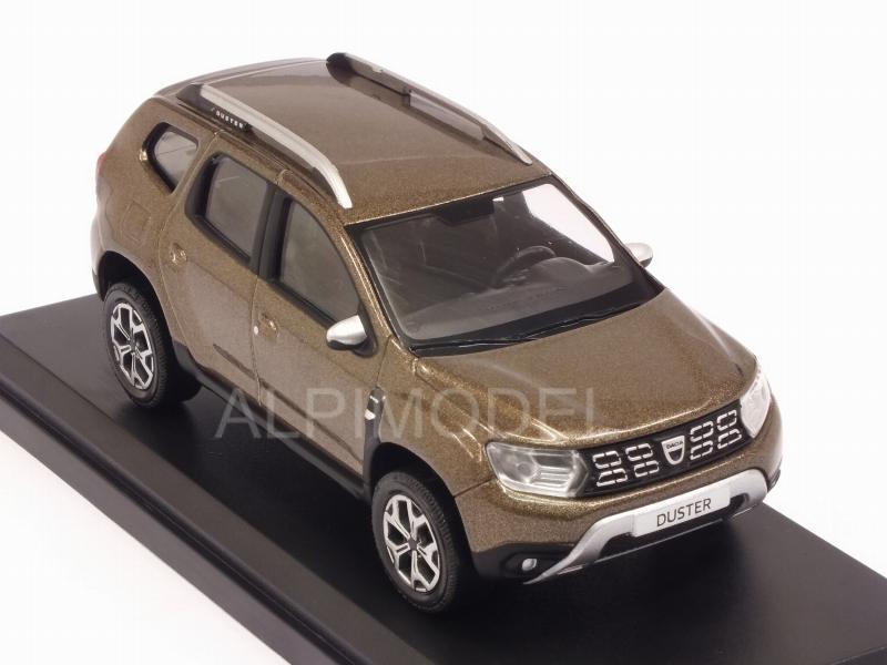 Dacia Duster II SUV 2018 Marron Vison Brown Metallic 1:43 Norev