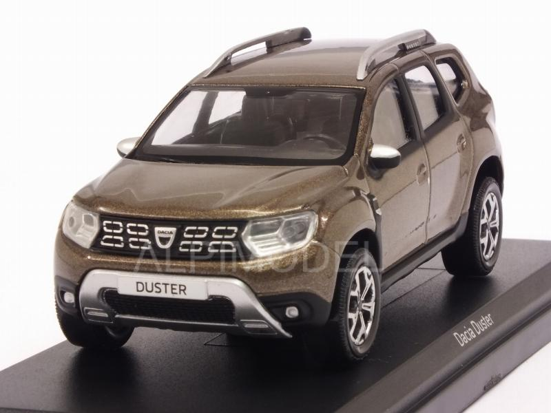 Dacia Duster 2018 (Vison Brown) by norev
