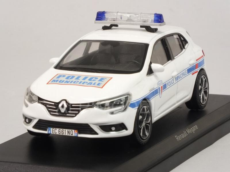 Renault Megane 2016 Police Municipale by norev