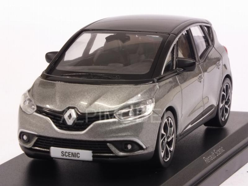 Renault Scenic 2016 (Cassiopee Grey/Black) by norev