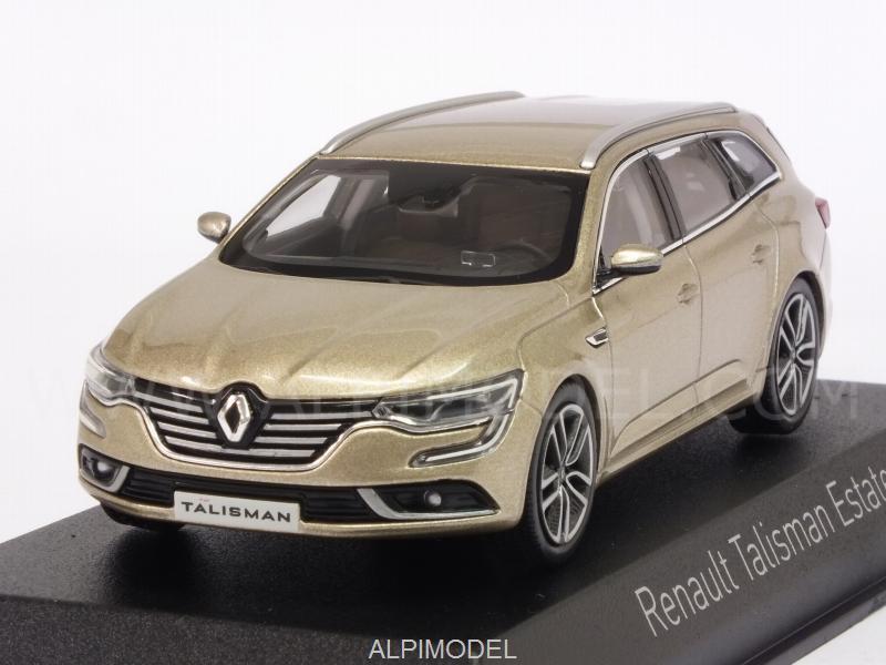 Norev 517743 Renault Talisman Estate 2016 Dune Beige 143