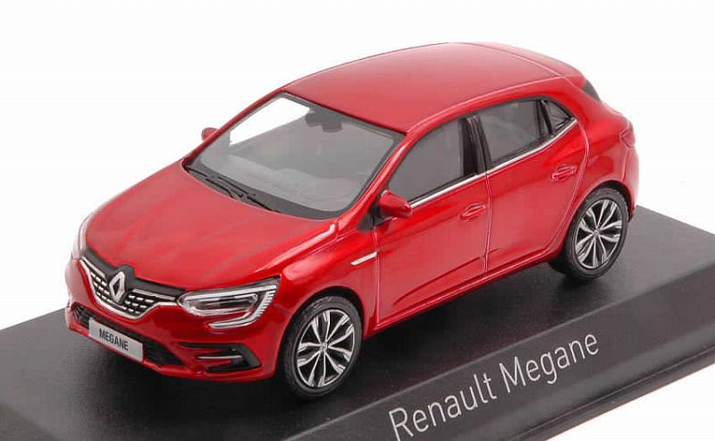 Renault Megane 2020 (Flamme Red) by norev