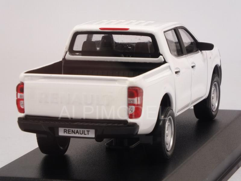 Renault Alaskan Pick-up 2017 (White) - norev