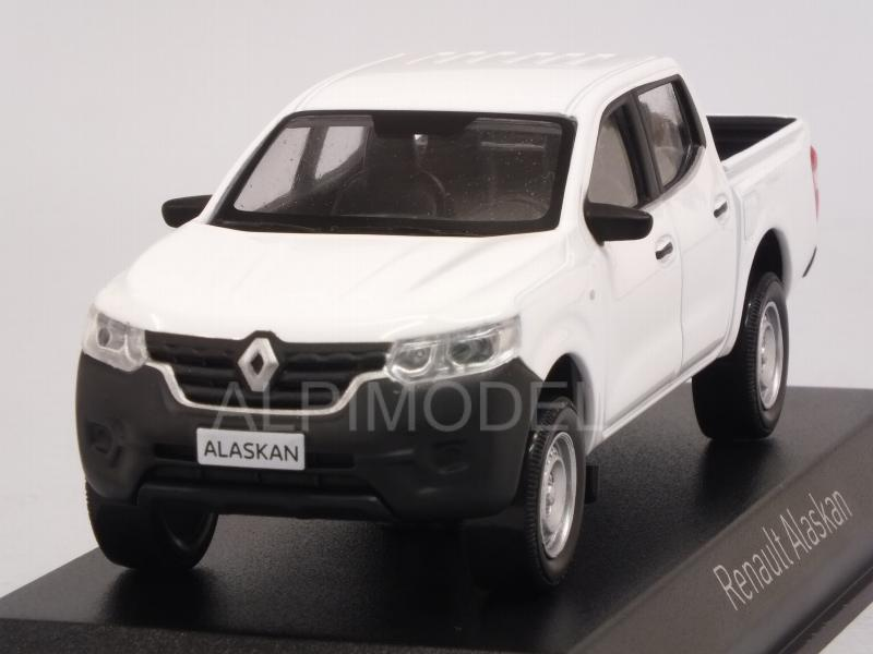 Renault Alaskan Pick-up 2017 (White) by norev