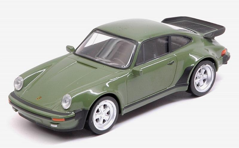 Porsche 911 Turbo 3 3L 1978 (Green) by norev