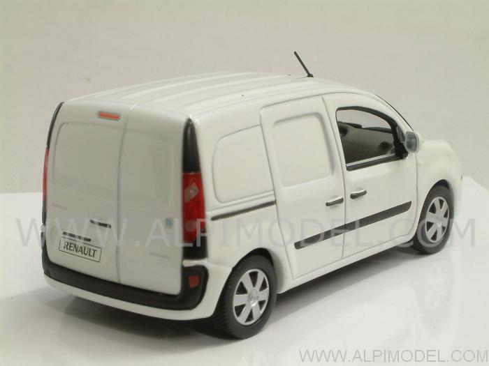 norev renault kangoo express ze electrique 2011 gift box 1 43 scale model. Black Bedroom Furniture Sets. Home Design Ideas