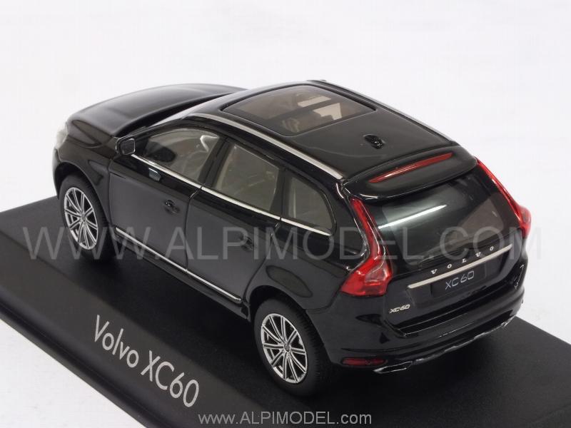 Norev Volvo Xc60 2013 Onyx Black 1 43 Scale Model