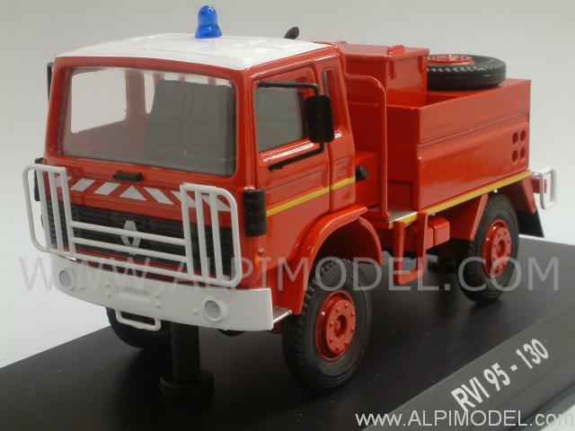 Renault RVI 95-130 Equipment Sairep Fire Brigades by norev
