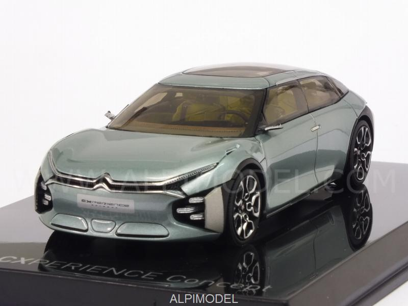 Citroen Cxperience Concept Salon De Paris 2016 by norev