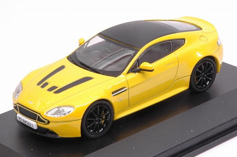 Aston Martin Vantage S (Yellow) by oxford