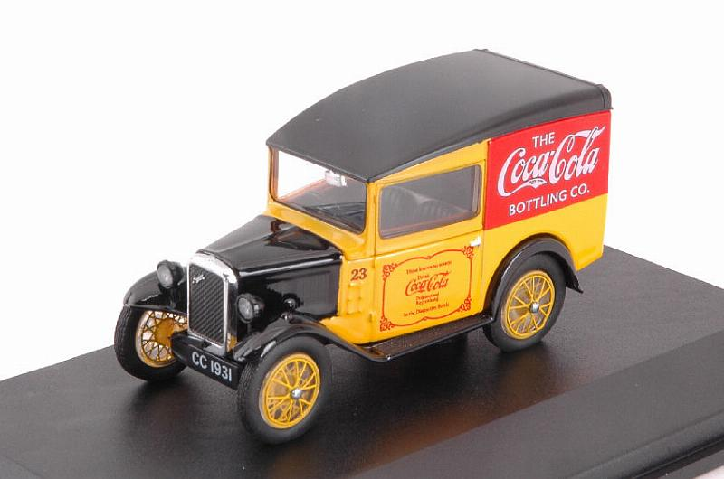 Austin 7 Van Coca Cola by oxford