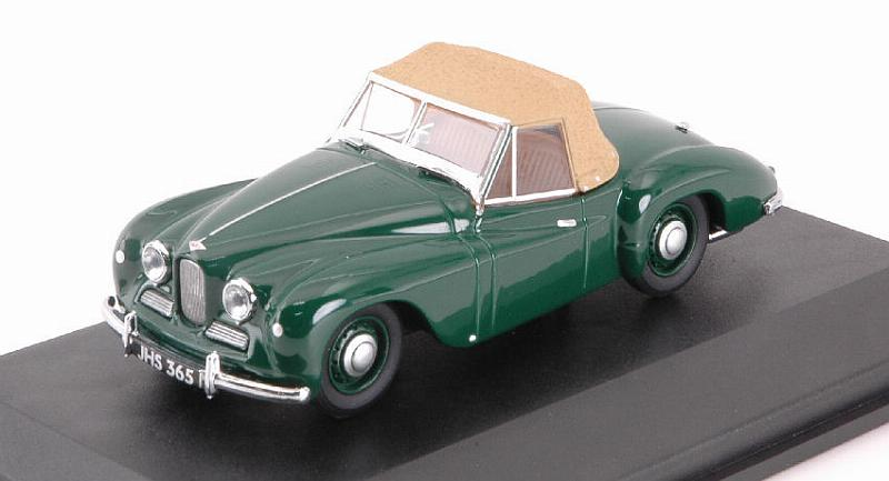 Jowett Jupiter SA Soft Top (British Racing Green) by oxford