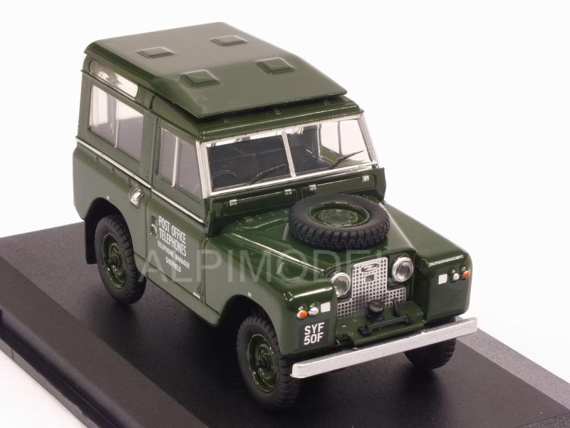 Land Rover Series II SWB Post Office Telephones - oxford