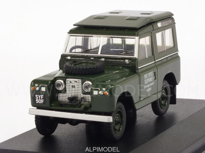 Land Rover Series II SWB British Railways by oxford