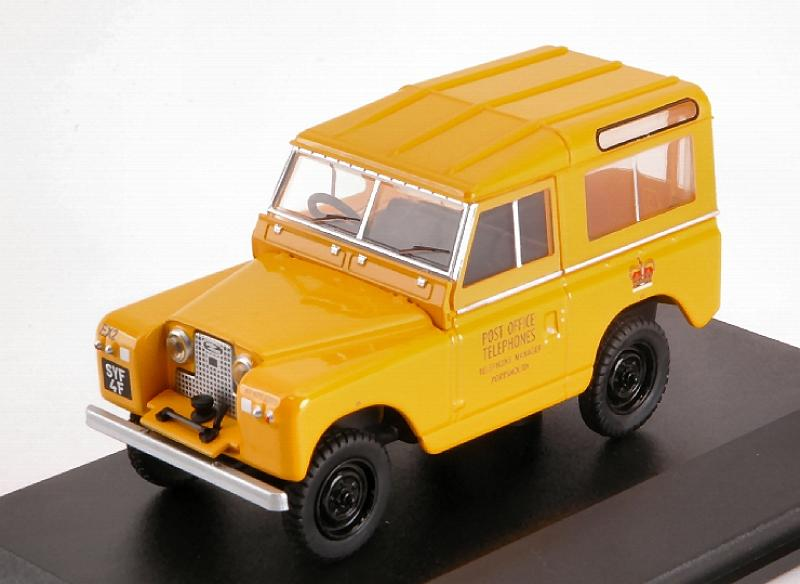 Land Rover Series II SWB Hard Top Post Office Telephones by oxford