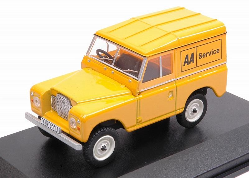 Land Rover Serie III SWB Hard Top AA Service by oxford