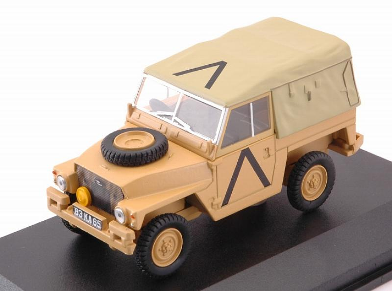 Land Rover Lightweight Soft Top Gulf War by oxford