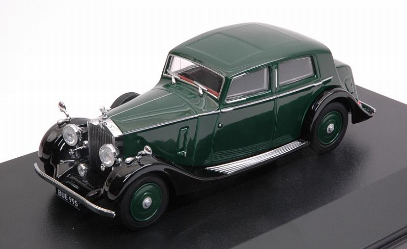Rolls Royce 25/30 Trupp-Maberly (Dark Green) by oxford