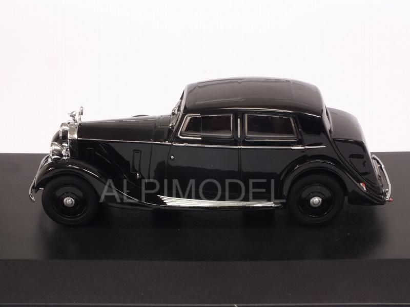 Rolls Royce 25/30 Thrupp-Maberley (Black) - oxford