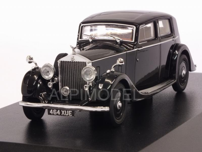 Rolls Royce 25/30 Thrupp-Maberley (Black) by oxford