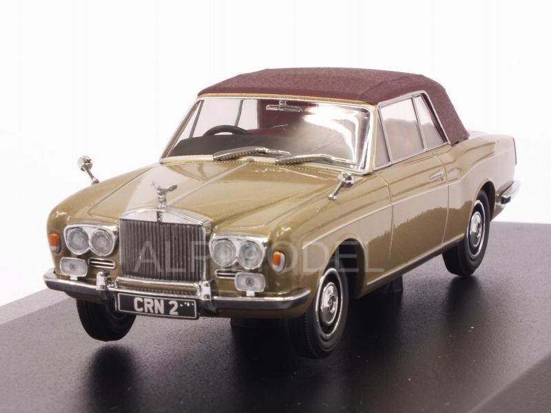 Rolls Royce Corniche Convetible closed (Persian Sand) by oxford