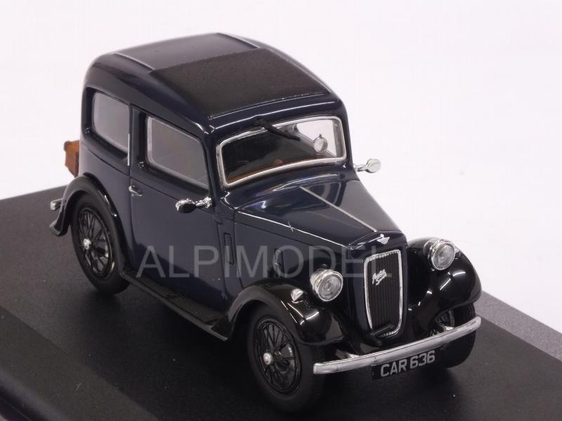 Austin Seven Ruby Saloon (Blue) - oxford