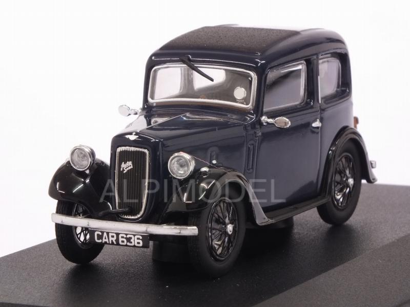 Austin Seven Ruby Saloon (Blue) by oxford