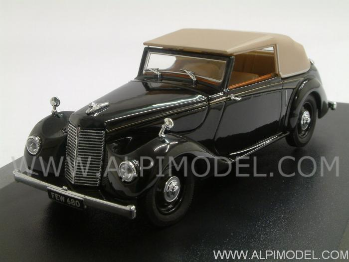 Armstrong Siddeley Hurricane closed roof (Black) by oxford