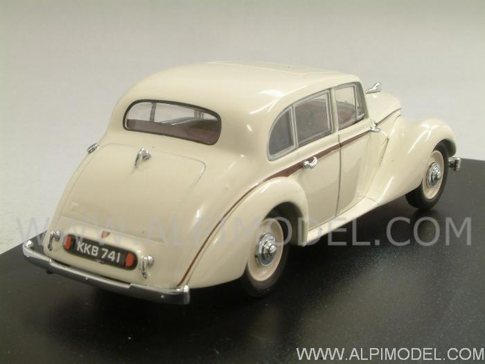Armstrong Siddeley Lancaster (Ivory) - oxford