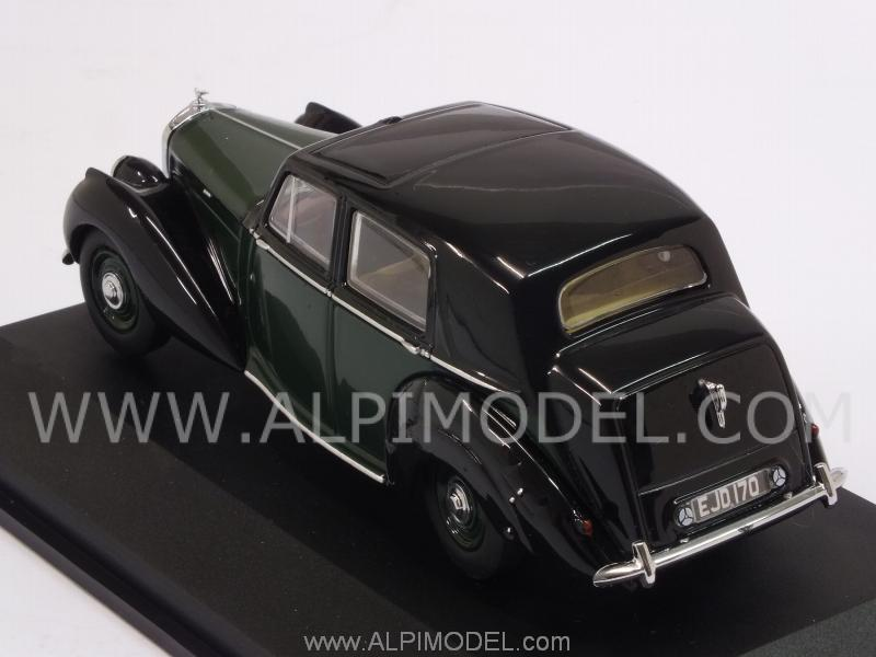 Bentley MkVI (Green/Black) - oxford