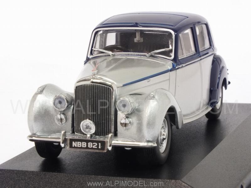 Bentley MkVI 1946 (Silver/Blue) by oxford