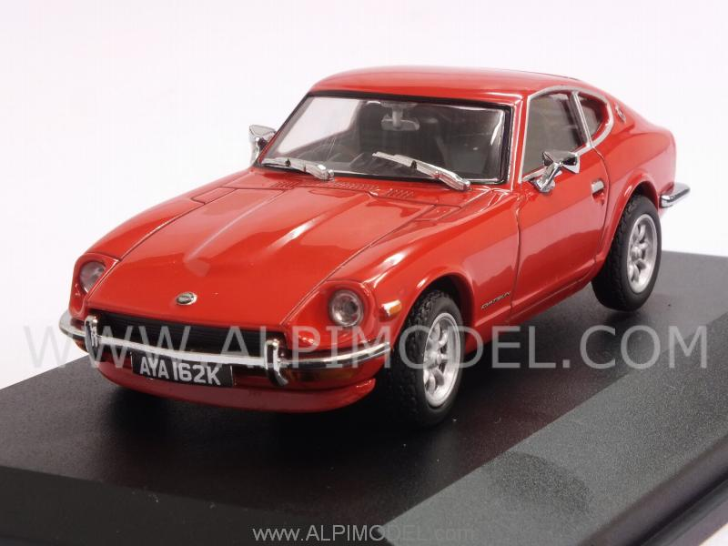 Datsun 240Z (Red) by oxford