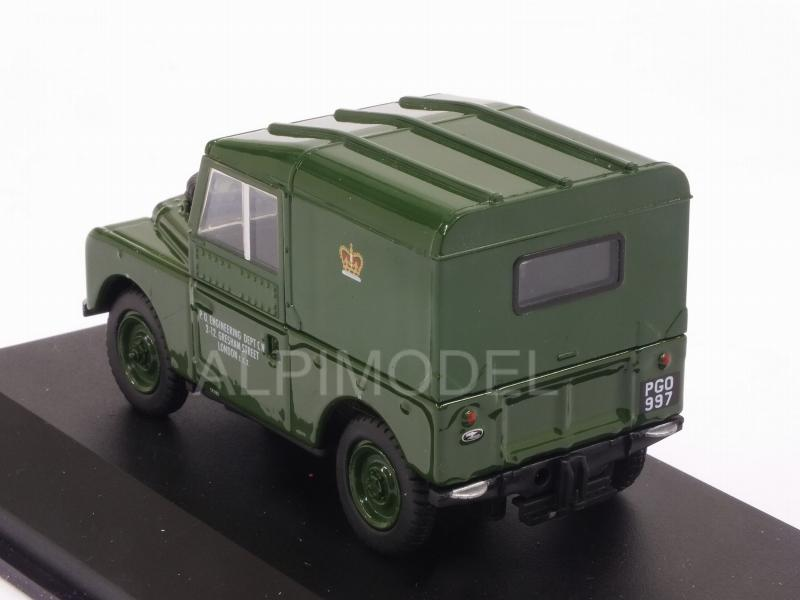 Land Rover 88 Series 1 Hard Top Post Office Telephones - oxford