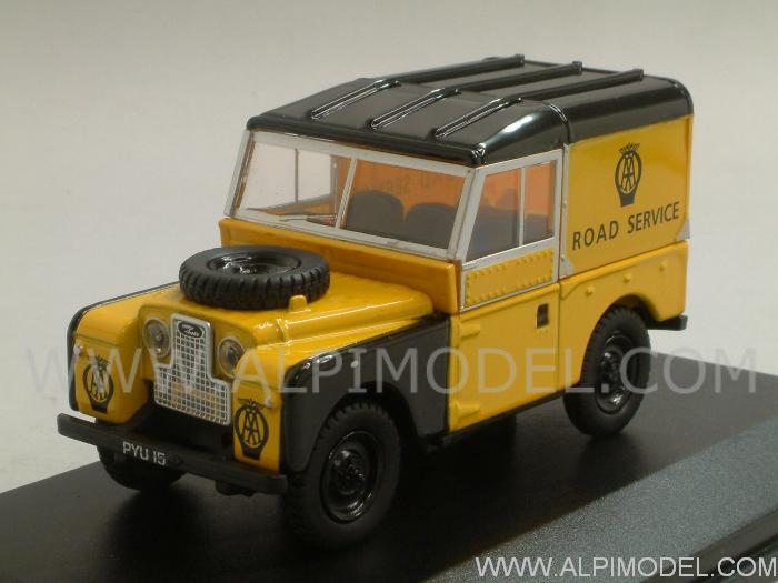 Land Rover 88 AA Road Service by oxford