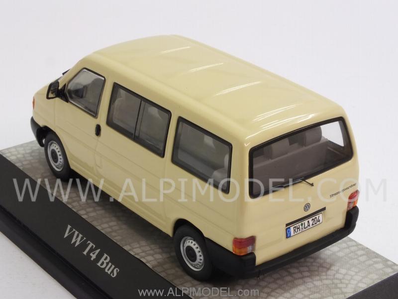 premium classixxs 13250 volkswagen t4 bus ivory 1 43. Black Bedroom Furniture Sets. Home Design Ideas