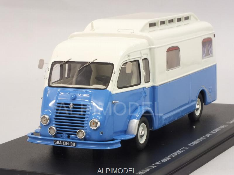 Renault Goelette Camping Car Notin 1951 by perfex