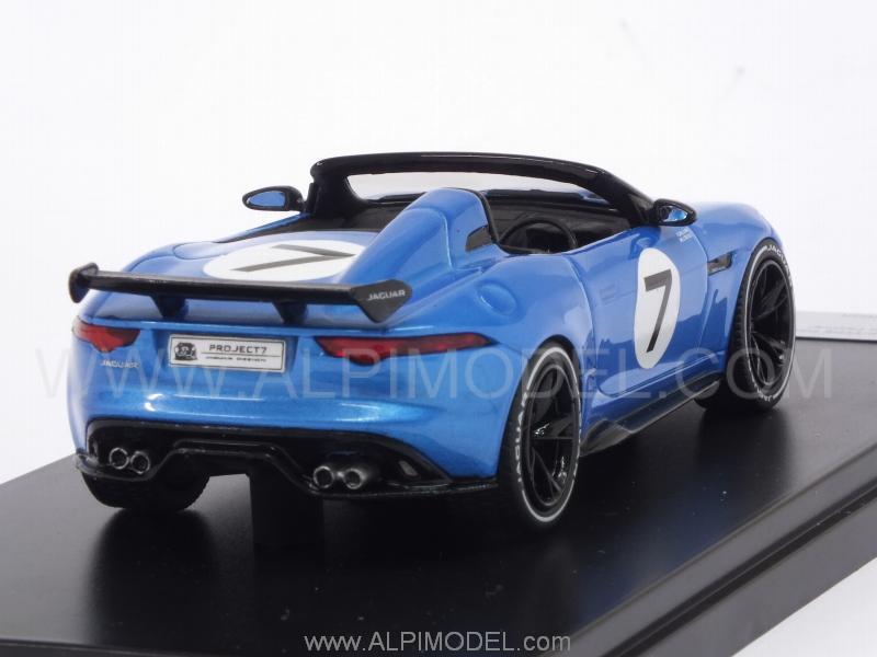 1:43 Premium X Jaguar F-TYPE Project 7 2013 Goodwood Festival PR0483 collection