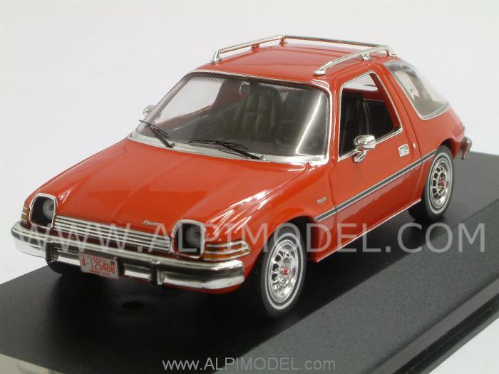 AMC Pacer (Red) by premium-x